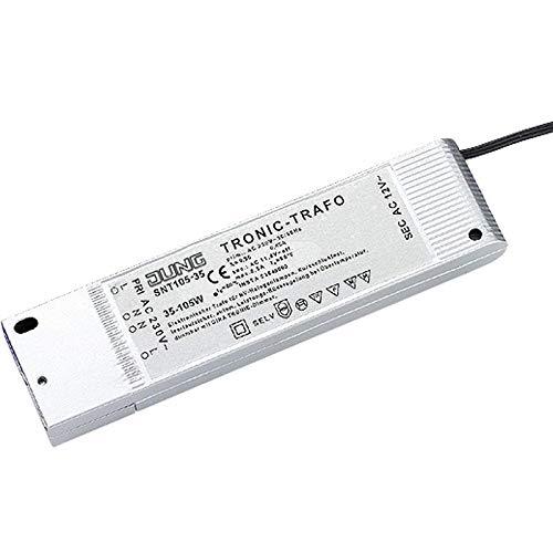 Jung snt105–35 Tronic Transformateur électronique pour Lampes halogène NV