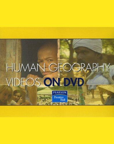 PH Human Geography Videos on DVD