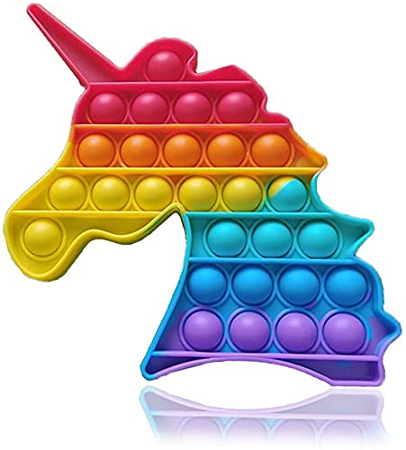 pop it unicorno arcobaleno C&X Pop It Unicorno Arcobaleno