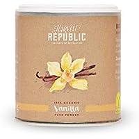 Harvest Republic bio de polvo de vainilla, 25g, para superalimentos Batidos y batidos, Organic Food, Vegano)