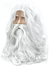 Best king triton wig and beard Reviews