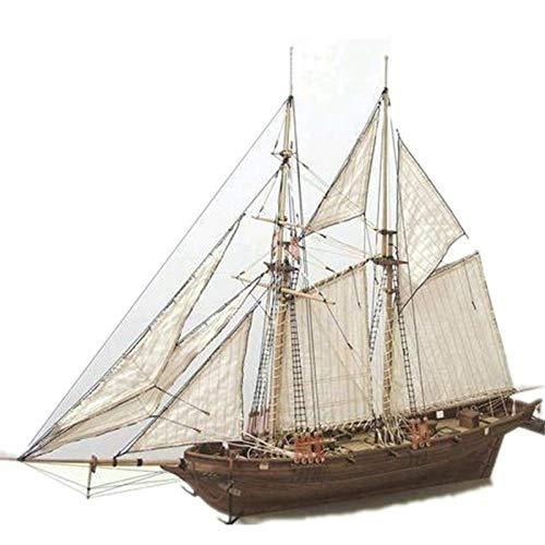 Maquetas de barcos Kits de modelo de barco Escala 1/100