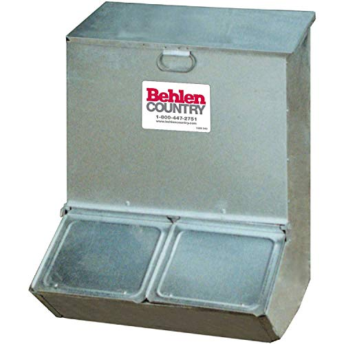 Behlen Country 70120048 Economy Hog Feeder 2-Door