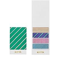 キングジム キッタ(シマシマ) KIT002 00292693 【まとめ買い10冊セット】