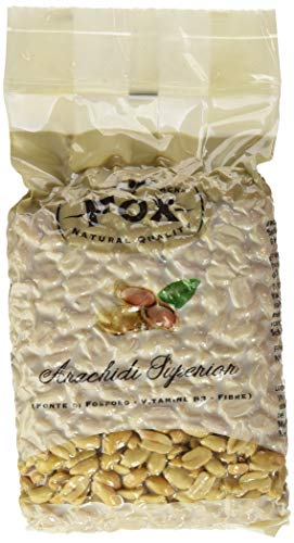 FOX Natural Quality Arachidi Tostate Superior - 1000 g