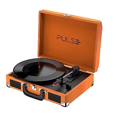 RETRO PULSE SUITCASE VITROLA 5W BT/AUX/USB – SP364