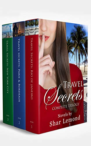 Travel Secrets Series Box Set: Rio, Paris, Bordeaux, and N.Y. (English Edition)