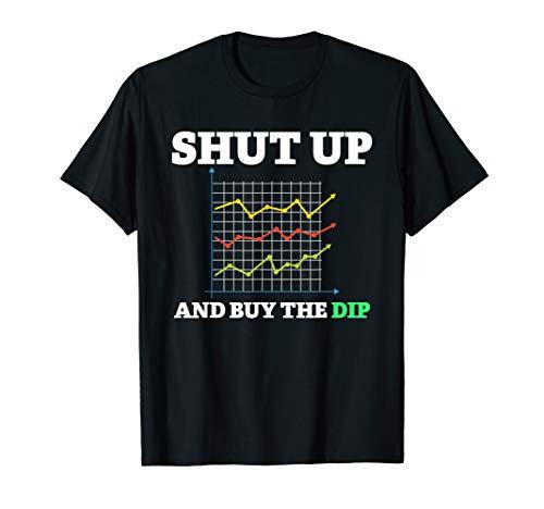 Shut up, buy the dip I Aktien Börse Stock Market ETF Kapital