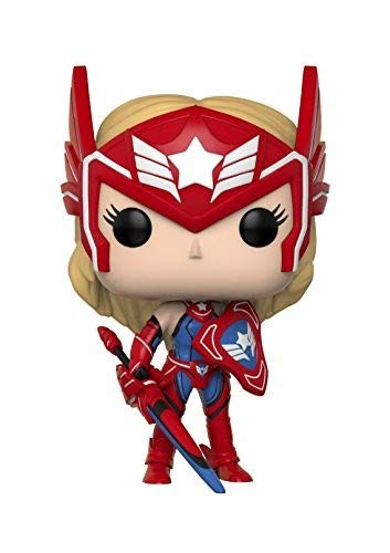 Funko POP! Marvel Future Fight: Sharon Rogers