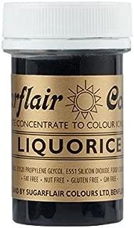liquorice paste