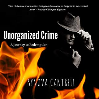 Unorganized Crime audiobook cover art