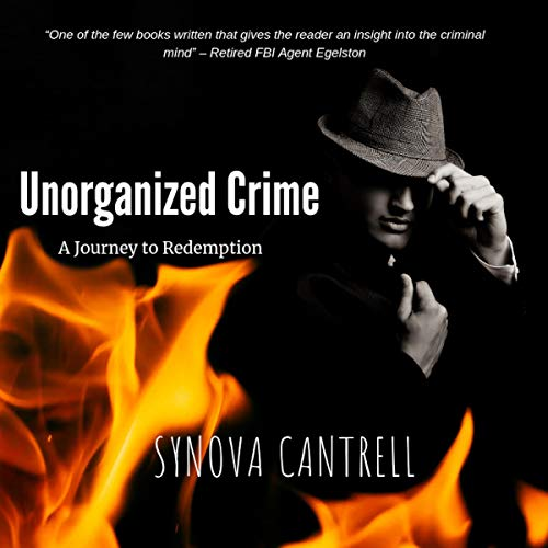 Unorganized Crime audiobook cover art