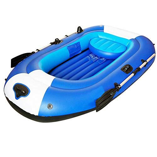 BGSFF Kayak para Sentarse en la Parte Superior estándar para 2 Personas, Kayak Grueso y Duradero, Kayak de mar, Estable y cómodo, Ideal para Lagos o orillas del mar