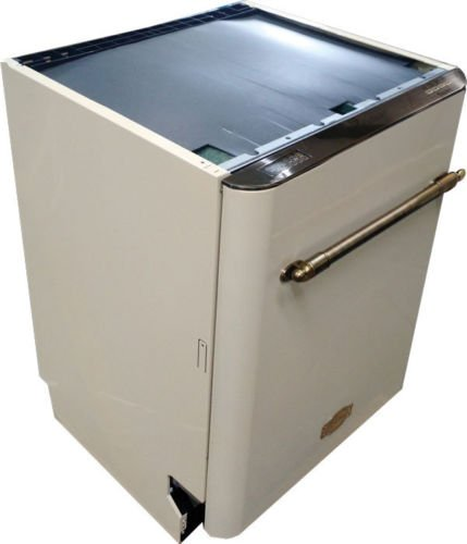 Kaiser Empire S 60 U 87 XL ElfEm Retro Lave-vaisselle 60 cm / Lave-vaisselle / Lave-vaisselle / 6 programmes / 14 couverts / Nostalgie / lave-vaisselle
