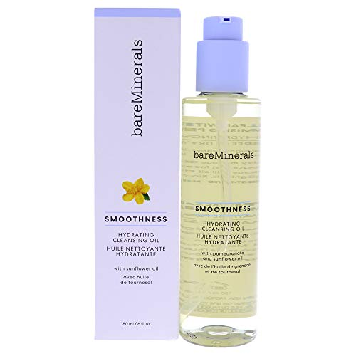 Bare Escentuals Smoothness Hydrating Cleansing Oil, 6.0 Oz