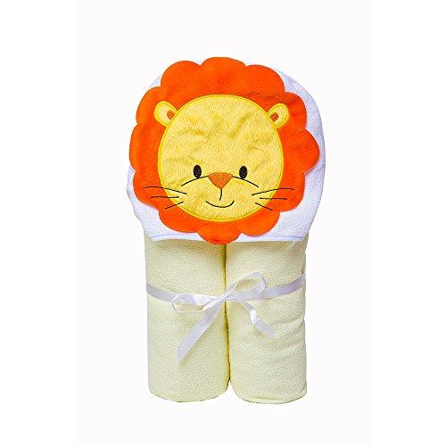 Toalha Felpuda Toys Bichinhos, Papi Textil, Amarelo