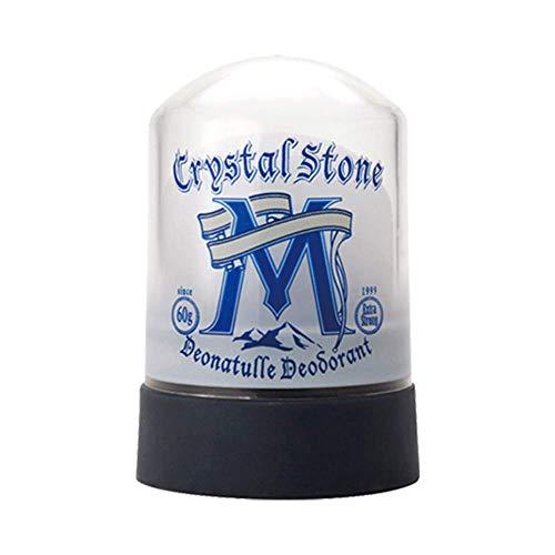 Deonatulle Mesn Armpit Crystal Stone - 60g - Japan No1 Deodorant