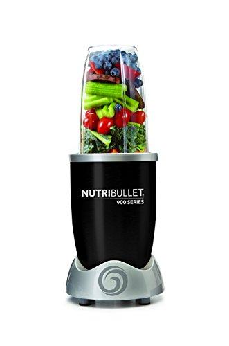 NutriBullet NB9-0928-K - Extractor de nutrientes, 900 W, color negro