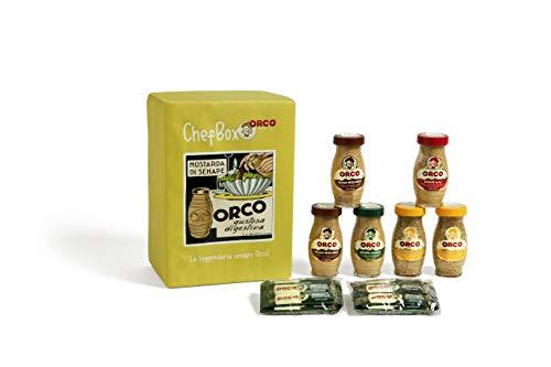 Orco Chef Box - Cofanetto Degustazione Solo Senape - 1500 g