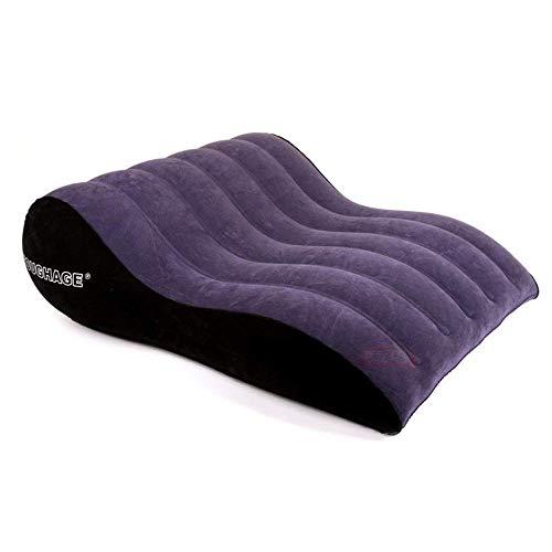 Florwesr Multi-Funktions-Bett-Kissen Kopfstütze Taille Kissen Aufblasbares Körper-Kissen Body Love Position Verschiedene Vergnügen