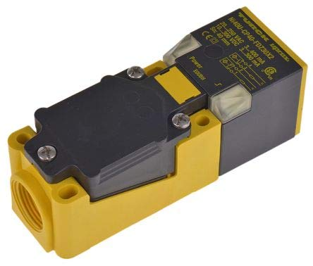 NI40U-CP40-FDZ30X2   4280800   TURCK INDUCTIVE Sensor, 40MM Switching Distance, 10-300VDC, Non-Flush, 2WIRE, Terminal Chamber
