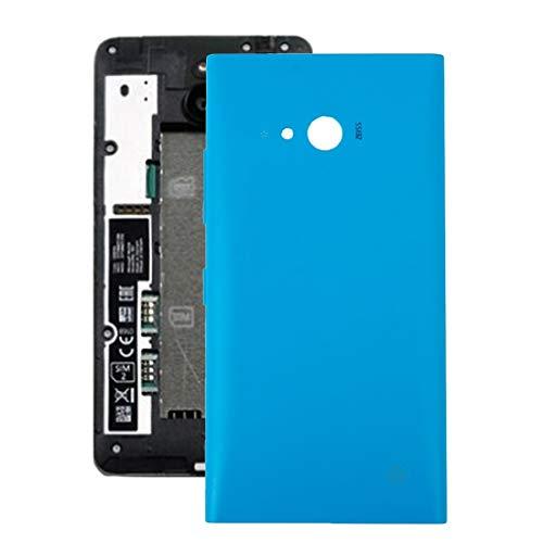 YANGUA AYSMG Batteria Cover Posteriore for Nokia Lumia 735 (Nero) (Color : Blue)