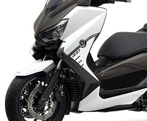 Adhesivos 3D para scooter Xmax 125 Protecciones compatibles Yamaha X Max 2014-2016