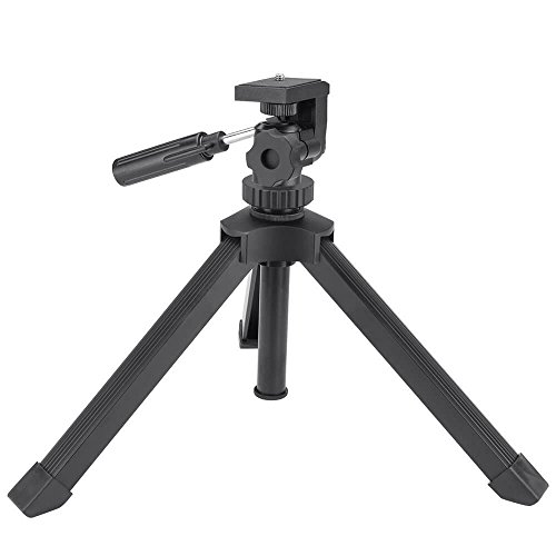 Best Price! BARSKA Heavy Duty Table Top Tripod for Spotting scopes Binoculars Telescope DSLR Cameras