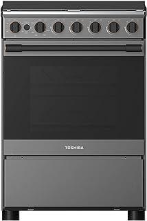 Toshiba 60cmX60cm, 4 Burner Gas Cooking Range, TBA-24BMG4G089KS - 1 Year Warranty