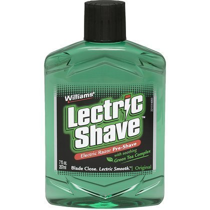 Price comparison product image Williams Lectric Shave 7 oz. (Pack of 3)