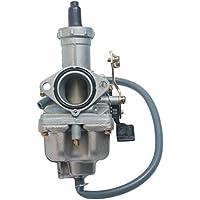 Carburador Beehive Filter PZ27 de estrangulador con cable de 27 mm para motor de 4 tiempos de 125cc, 150cc, 200cc, 250cc y 300cc, para cuadriciclo, Go Kart, moto de cross y sunl