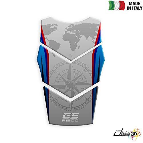 PARASERBATOIO ADESIVO RESINA MOTORSPORT COMPATIBILE CON BMW R 1200 GS 2004-2007