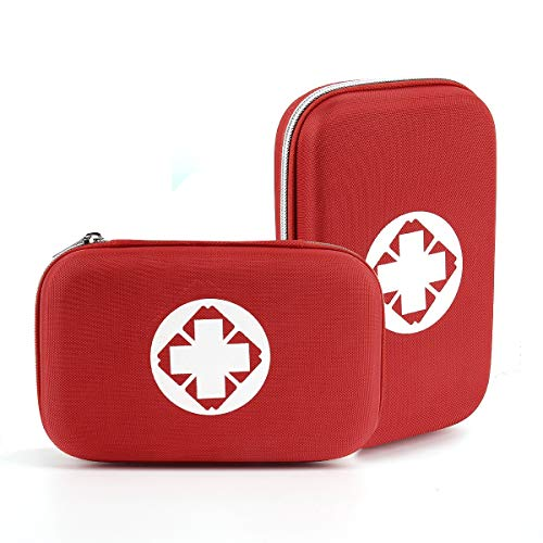 Dibiao Emergency First Aid Kit Survival Medical Bag Pouch Behandeling Case Pack voor Wandelen Rugzak Camping