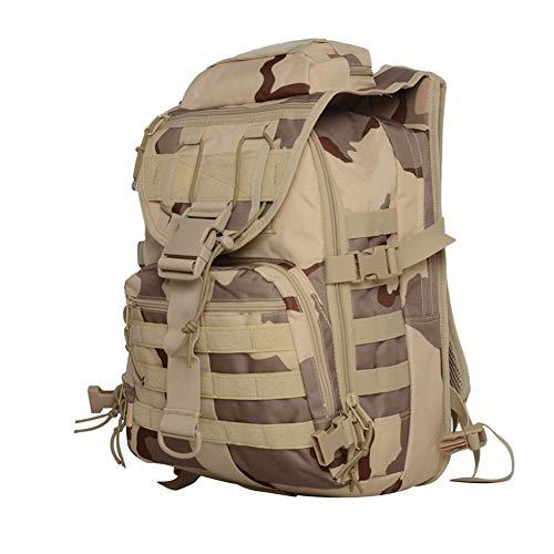 Outdoor Gear Sac à dos durable Daypack pack grande capacité de camouflage Sac résistant à l'eau Sac utilitaire sport for Chasse Voyage Camping Trekking activité de plein air Camping Sac à dos Champ Sa