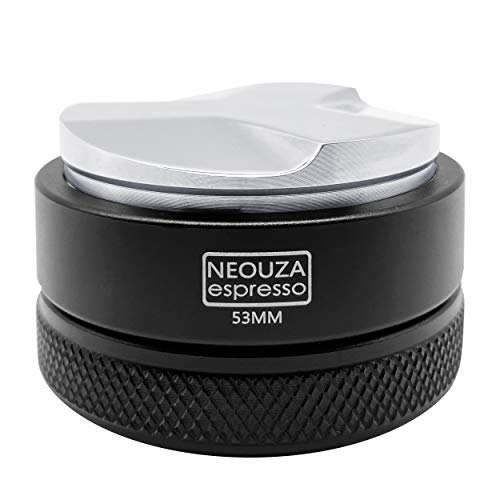 NEOUZA Kaffeeverteiler 53 mm, Kompatibel mit 54mm Breville Siebträger, Kaffeeverteiler, Espressoverteiler, Kaffeeverteiler (53mm)