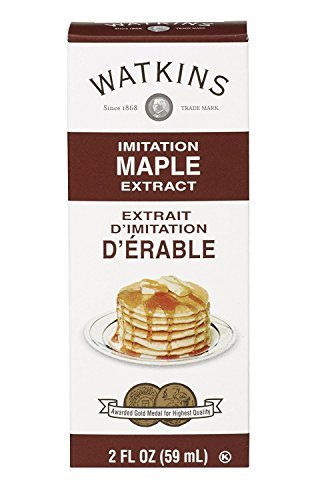 Watkins All Natural Extract, Imitation Maple, 2 Ounce