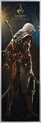 1art1 Assassin'S Creed Póster Puerta Marco