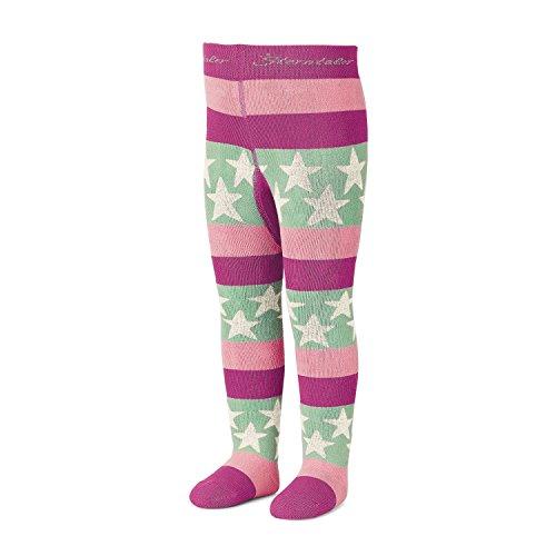 Sterntaler - meisjes panty's Thermo panty's met sterren door Sterntaler, roze - 8721700