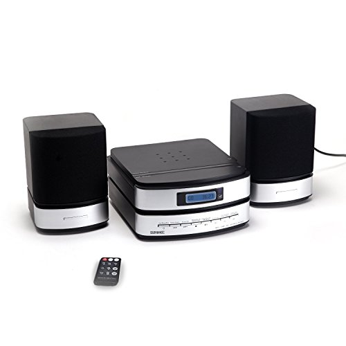 Duronic Micro Hi-Fi RCD144 CD Audio System Player |Speakers|MP3 CD|FM...