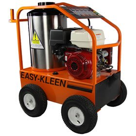 Buy Bargain Easy-Kleen EZO4035G-H-GP-12 Commercial Hot Water Gas-Oil Fired Pressure Washer, 3.5 GPM,...