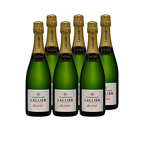Champagne Grand Cru Série R16 - Champagne Lallier - Rebsorte Pinot Noir, Chardonnay - 6x75cl