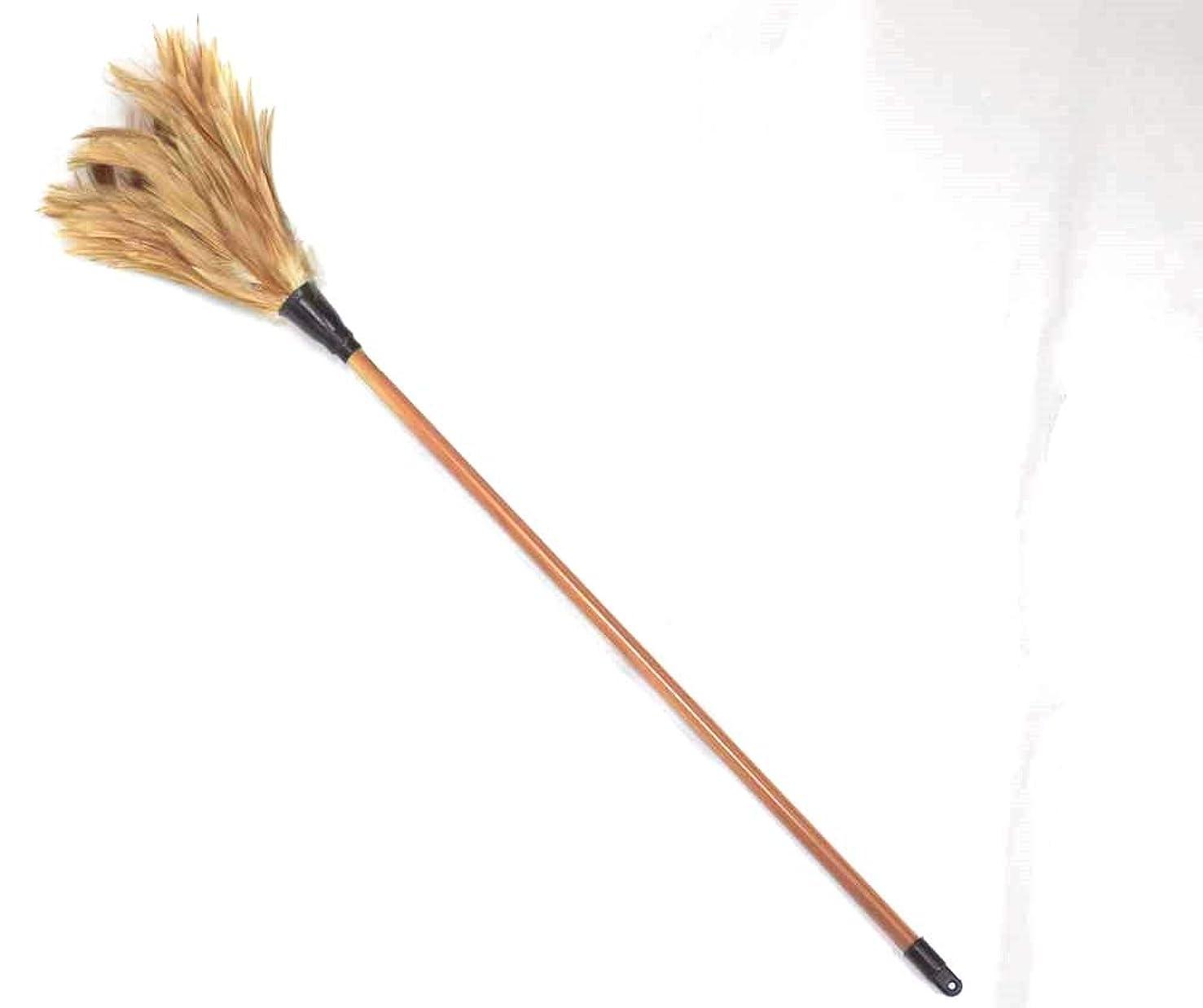 スキニー歯痛店員毛はたき 毛才 大々 仏壇や商品のホコリ払いに 羽根ハタキ