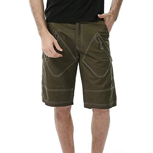Pantalones Cortos Para Pantalones Cortos Hombres Para Hombres Bermudas Mode De Marca...