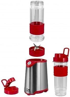 Kalorik Personal Professional Blender, Single Serve BPA-Free Sport Bottle Blender. Blend Shakes, Smoothies, Baby Food and Mor
