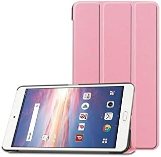Tablets & e-Books Case - Book Flip Ultra Slim PU Leather Case for Docomo Dtab Compact D-02K Dtab-02K 8.0 inch Tablet Cover...