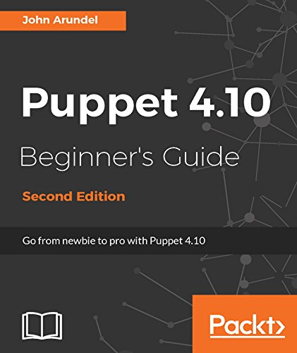 Puppet 4 10 Beginner's Guide - Second Edition epub