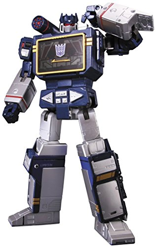 KO Verison Transformer Masterpiece MP-13 Soundwave