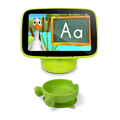 ANIMAL ISLAND Aila Sit & Play Preschool Learning System with Secure Soft Base for Toddlers Education Letters  Numbers  & Vocabulary Words