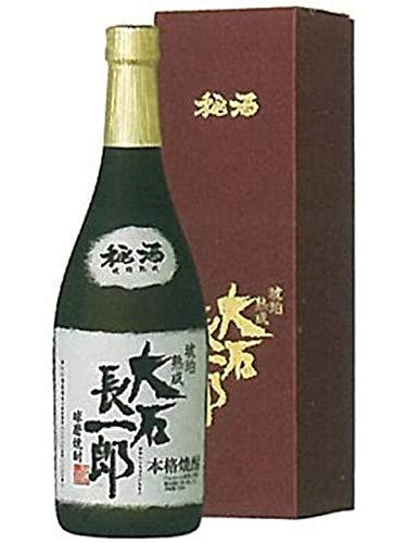 大石酒造場 大石長一郎 樽貯蔵 米焼酎 25度 720ml