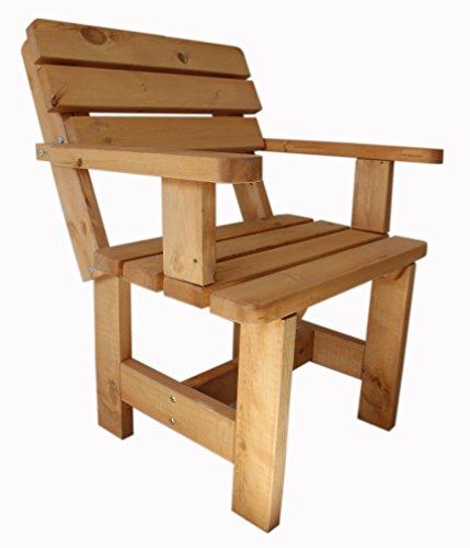 Len-Mar.de tuinset nr 1 zitgroep loungeset zitgarnituur tuinmeubelen tafel bank 1 x tafel + 2 x banken + 2 x stoel Zusätzlich Sessel F teak